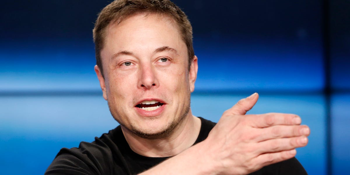 Elon Musk says he supports Twitter CEO Jack Dorsey
