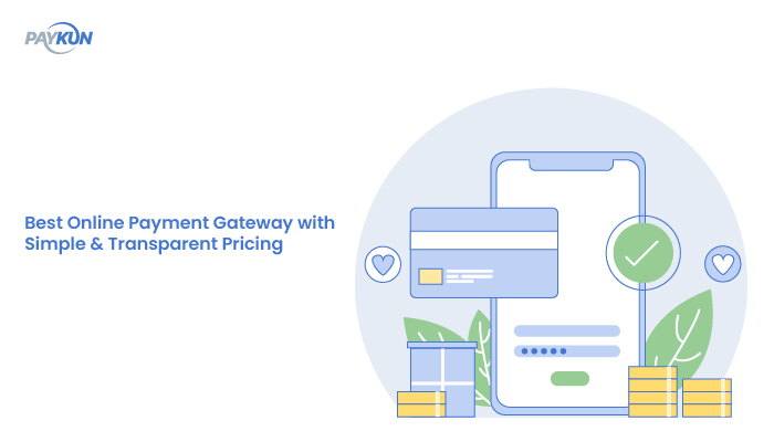 Payment Gateway with Simple & Transparent Pricing