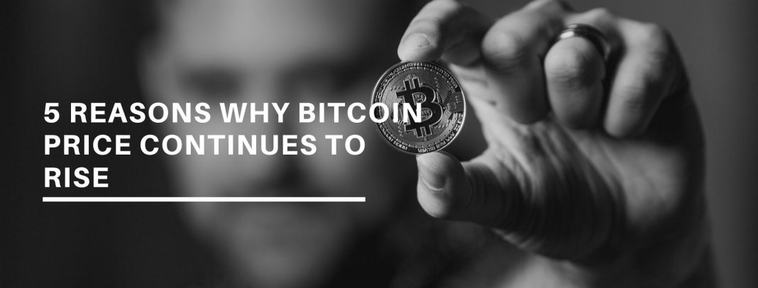5 Reasons Why Bitcoin Price Continues to Rise
