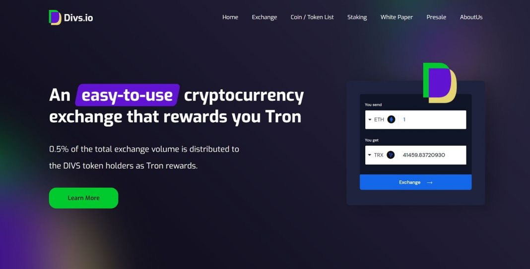 Here's How You Can Participate in Divs.io