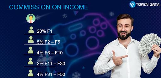 Three ways to make money with Token Gama 2