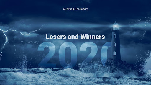 Qualified one report - Digital Winners and losers of 2020