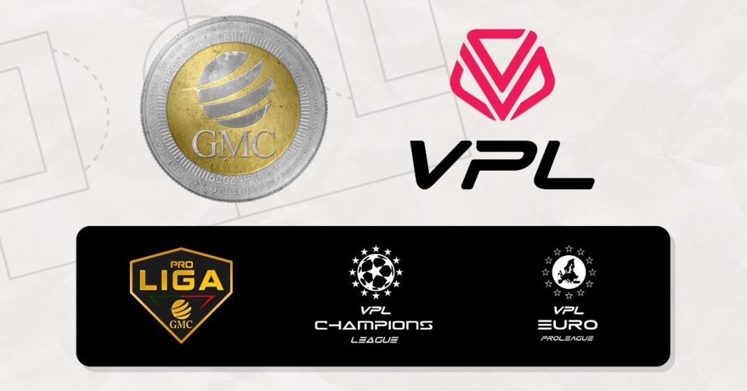 GMCoin signs as official sponsor for esports platform Virtual Pro League VPL 2